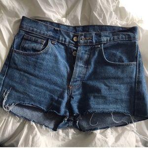 Brandy Melville J. Galt high wasted shorts